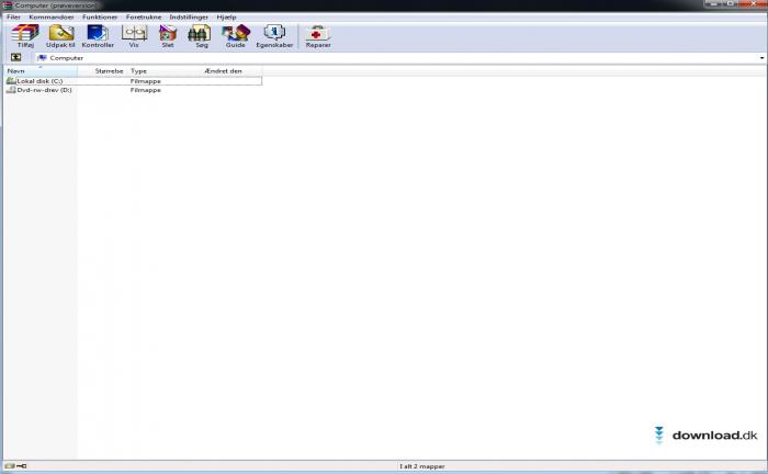 Download WinRAR på dansk gratis her - Download.dk