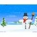 Happy Snowman Screensaver download