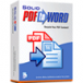 Solid PDF to Word converter download