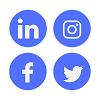 Sociale medier gør verden mindre