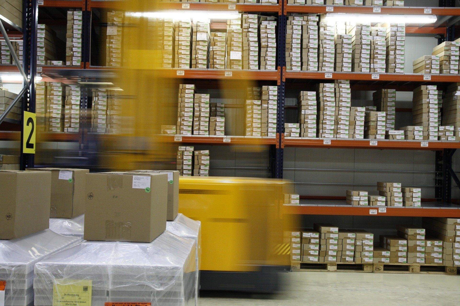 Find den bedste opbevaring for lager, industri og værksted