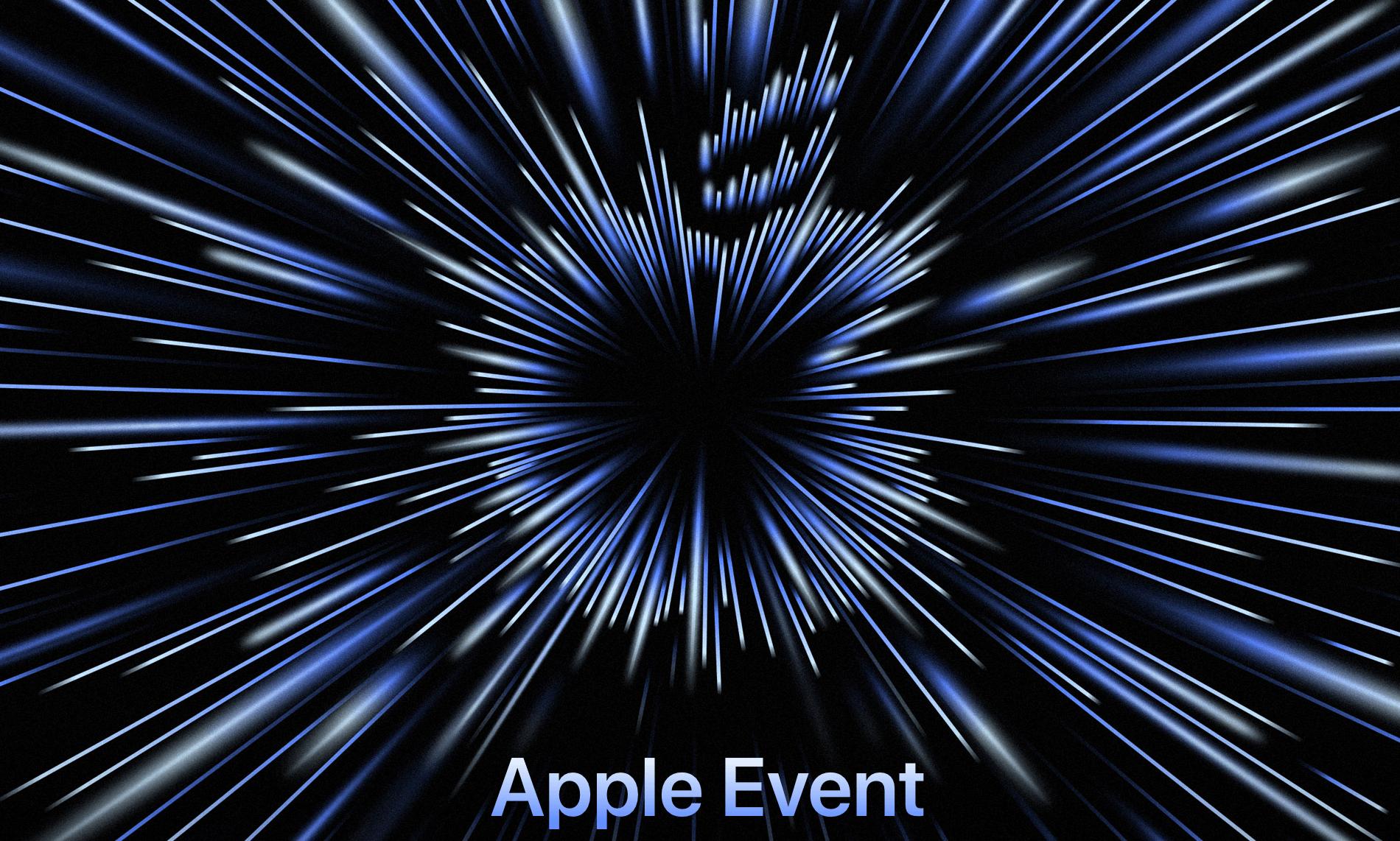 Overblik over Apples udmelding ved Apple Event 2021